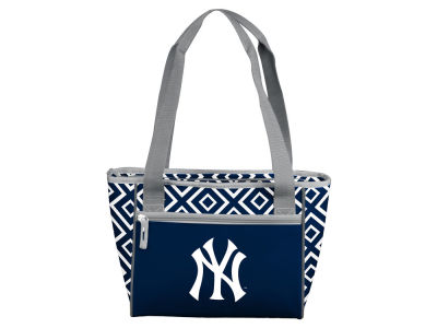 New York Yankees Logo Brands 16 Can Cooler Tote
