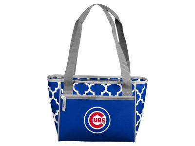 Chicago Cubs Logo Brands 16 Can Cooler Tote