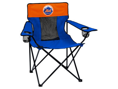 New York Mets Logo Brands Elite Chair