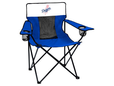 Los Angeles Dodgers Logo Brands Elite Chair