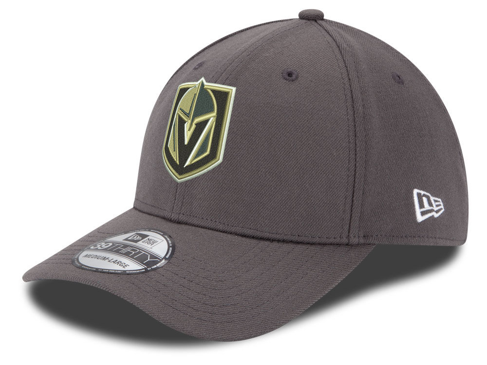 Vegas Golden Knights New Era NHL 39THIRTY Cap  04e79eca544