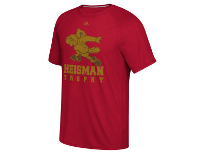Louisville Cardinals adidas NCAA Men's Heisman Bronze Vault T-Shirt