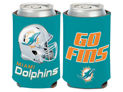 Miami Dolphins Wincraft Slogan Can Coozie