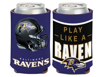 Baltimore Ravens Slogan Can Coozie
