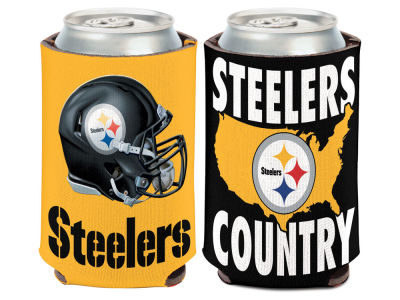 Pittsburgh Steelers Slogan Can Coozie