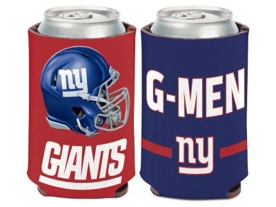 New York Giants Slogan Can Coozie