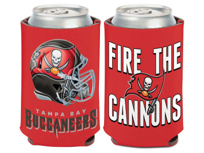 Tampa Bay Buccaneers Slogan Can Coozie