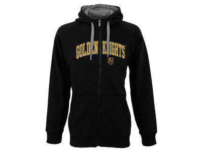 Vegas Golden Knights Antigua NHL Men's Victory Full Zip Hoodie