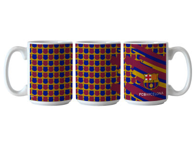 FC Barcelona 15oz Coffee Mug