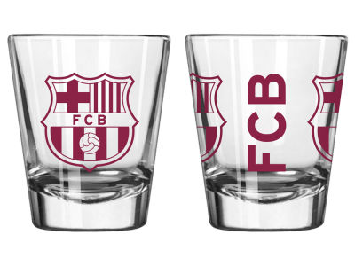 FC Barcelona 2oz Clear Shot