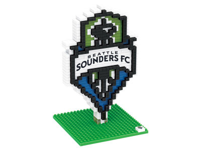 Seattle Sounders FC BRXLZ 3D Brxlz- Logo