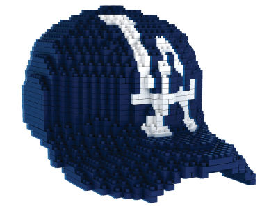 Los Angeles Dodgers BRXLZ 3D Baseball Cap Puzzle