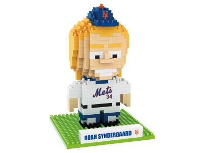 New York Mets Noah Syndergaard BRXLZ 3D Player Puzzle