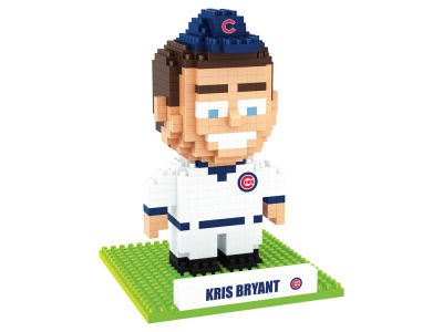 Chicago Cubs Kris Bryant BRXLZ 3D Player Puzzle