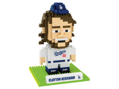 Los Angeles Dodgers Clayton Kershaw BRXLZ 3D Player Puzzle