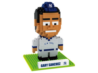 New York Yankees Gary Sanchez BRXLZ 3D Player Puzzle