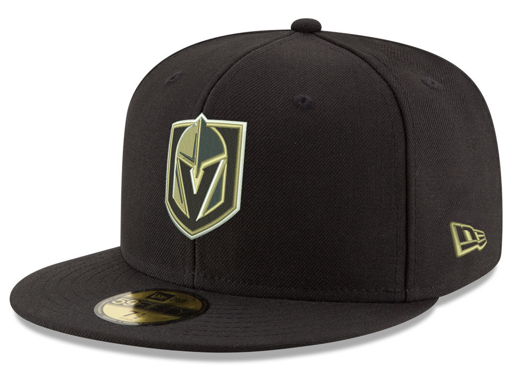 d07023b0d70 Vegas Golden Knights New Era NHL Basic 59FIFTY Cap
