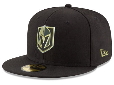 Vegas Golden Knights New Era NHL Basic 59FIFTY Cap