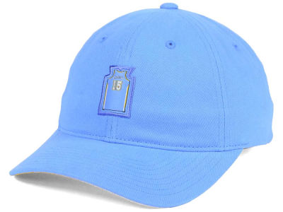 Denver Nuggets Mitchell and Ness Deez Jersey Dad Hats