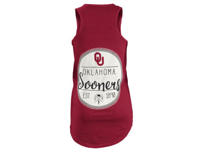 Oklahoma Sooners Pressbox NCAA Women's Medallion Tank