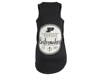 Purdue Boilermakers Pressbox NCAA Women's Medallion Tank