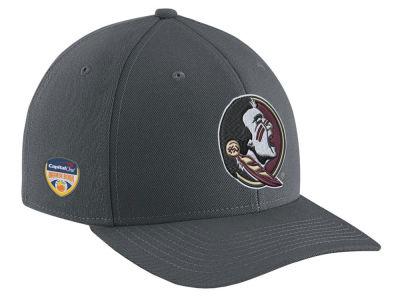 Florida State Seminoles Nike NCAA Orange Bowl Champ Coaches Cap