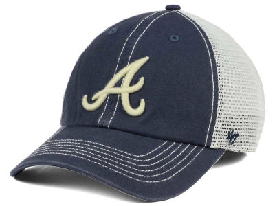 Atlanta Braves '47 MLB Prospect Mesh '47 CLOSER Cap