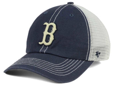 Boston Red Sox '47 MLB Prospect Mesh CLOSER Cap