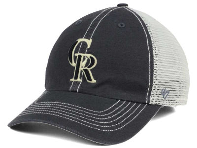 Colorado Rockies '47 MLB Prospect Mesh CLOSER Cap