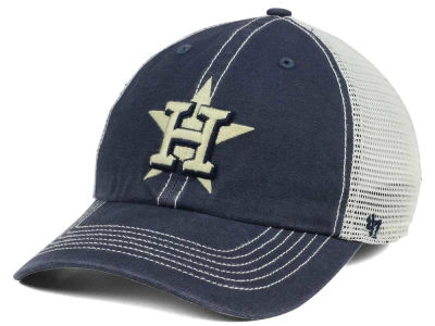 Houston Astros '47 MLB Prospect Mesh '47 CLOSER Cap