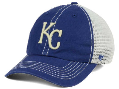 Kansas City Royals '47 MLB Prospect Mesh CLOSER Cap