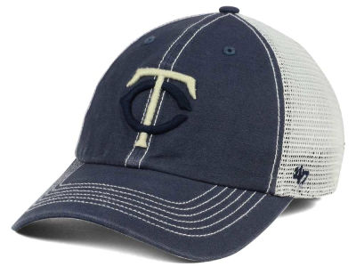 Minnesota Twins '47 MLB Prospect Mesh CLOSER Cap