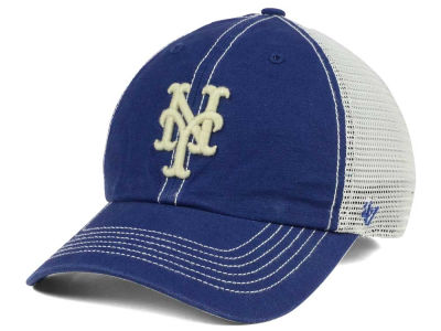 New York Mets '47 MLB Prospect Mesh CLOSER Cap