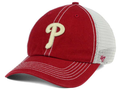Philadelphia Phillies '47 MLB Prospect Mesh CLOSER Cap