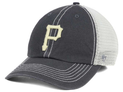 Pittsburgh Pirates '47 MLB Prospect Mesh CLOSER Cap
