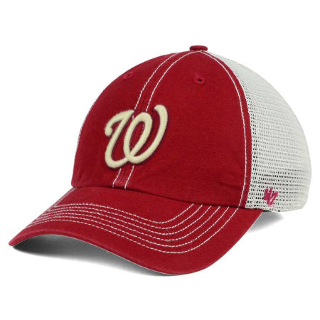 Washington Nationals '47 MLB Prospect Mesh '47 CLOSER Cap