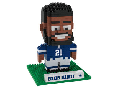 Dallas Cowboys Ezekiel Elliott BRXLZ 3D Player Puzzle