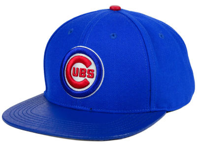 Chicago Cubs Pro Standard MLB World Series Champ Pin Collection Cap