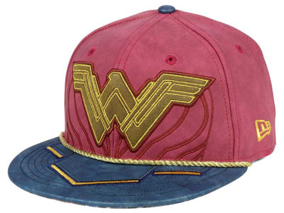 New Era Wonder Woman Character 59FIFTY Cap