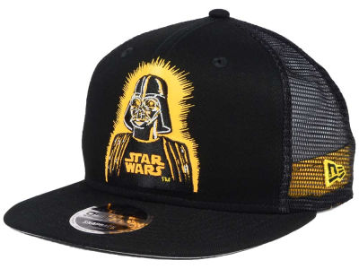 Star Wars Star Wars 40th Logo Reflective Character Darth Vader 9FIFTY Snapback Cap