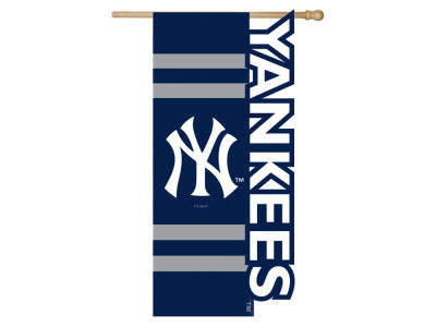 New York Yankees Evergreen Enterprises Sculpted Applique House Flag