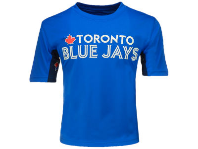 Toronto Blue Jays MLB Youth Hands High Grand Slam T-shirt