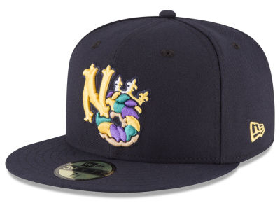 New Orleans Baby Cakes New Era MiLB AC 59FIFTY Cap