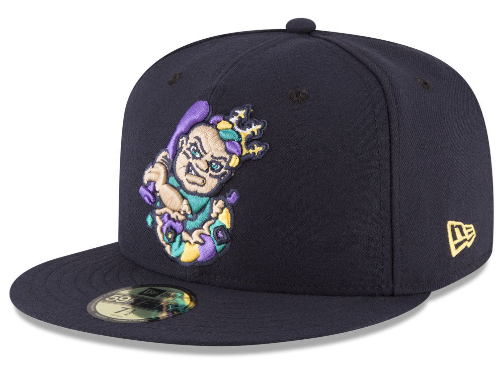 eeed2f58100bd New Orleans Baby Cakes New Era MiLB AC 59FIFTY Cap