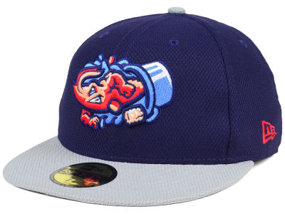 Jacksonville Jumbo Shrimp New Era MiLB AC 59FIFTY Cap
