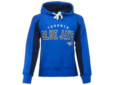 Toronto Blue Jays MLB Youth Hands High Centerfield Hoodie