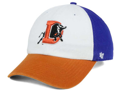 Durham Bulls '47 MiLB '47 CLEAN UP Cap
