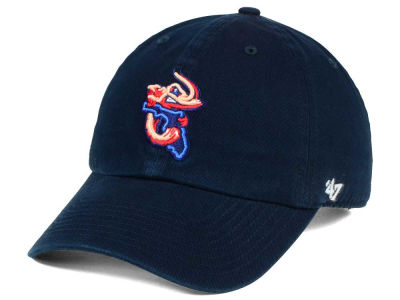 Jacksonville Jumbo Shrimp '47 MiLB '47 CLEAN UP Cap