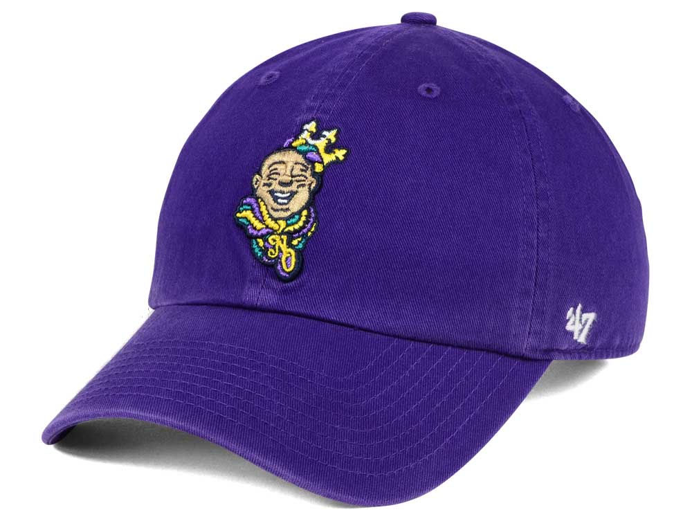 New Orleans Baby Cakes  47 MiLB  47 CLEAN UP Cap  3236b299bb1