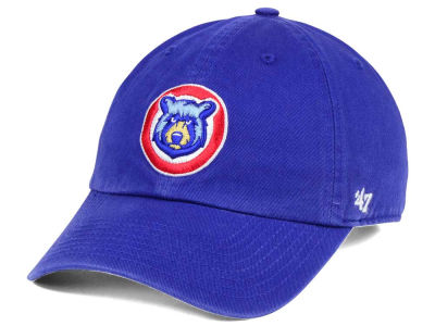 Tennessee Smokies '47 MiLB '47 CLEAN UP Cap